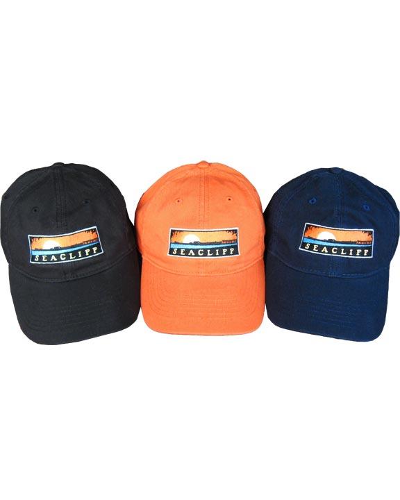 Seacliff State Beach Ball Cap-0