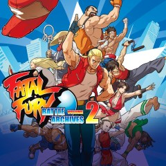 Fatal Fury Battle Archives Volume 1 Ps4