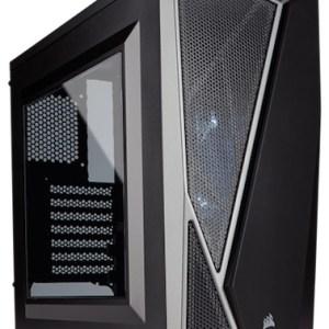 caja  atx semitorre corsair carbide spec-04 negra-gris  cc-9011109-ww