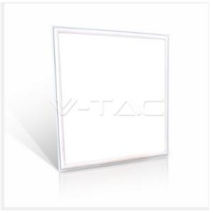 panel led superficie slim v-tac cuadrado 190*24mm luz calida 18w>>75w 1440lml4919