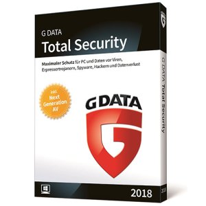 software antivirus gdata 2018 total security 3 pc 12 meses