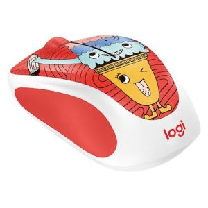 raton logitech inalambrico m238 triple scoop usb 3botoners rueda 910-005051