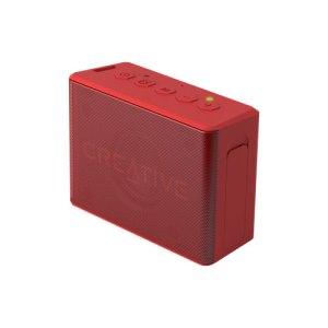 altavoces  creative  muvo 2c rojo bluetooth mp3 bateria resist al agua