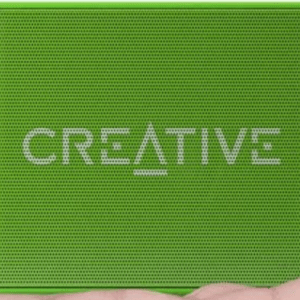 altavoces  creative  muvo 1c verde  bluetooth bateria resist al agua