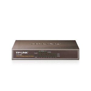 switch tp-link   8p 10/100 4p poe tl-sf1008p