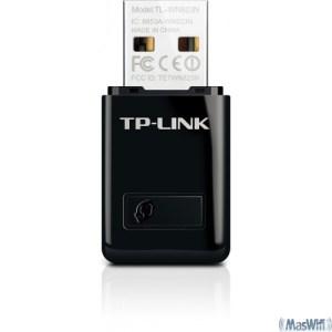 tarjeta inalambrica tp-link 300mbps usb nano tl-wn823n