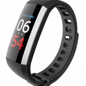 reloj smartband leotec fit health color negra tact pulso tensio bt lepfit09k