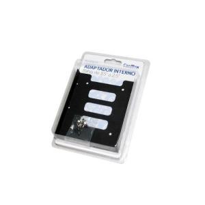 adaptador bahia interno hd de 3.5 a 2.5 (ssd) metal coolbox coo-ab3525m