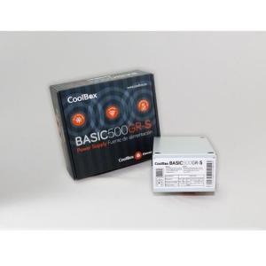 fuente alimentacion  sfx 500w coolbox basic 500gr-s oem coo-fa500sgr