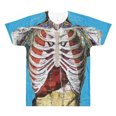 Warm, Weird and Squishy – trippy all-over sublimation men's crewneck t-shirt