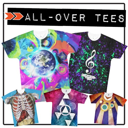 All-Over Tees