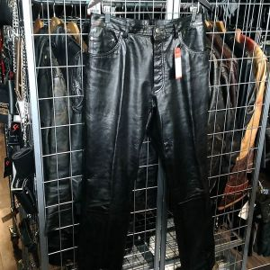 NORTH BOUND Leather 501-style PANTS 12290 ( Size 36 )