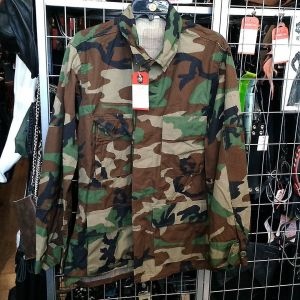 US ARMY Textile JACKET MILITARIA 13267 ( Size MED )
