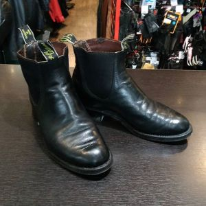 R. M. WILLIAMS Leather Ankle BOOTS 14580