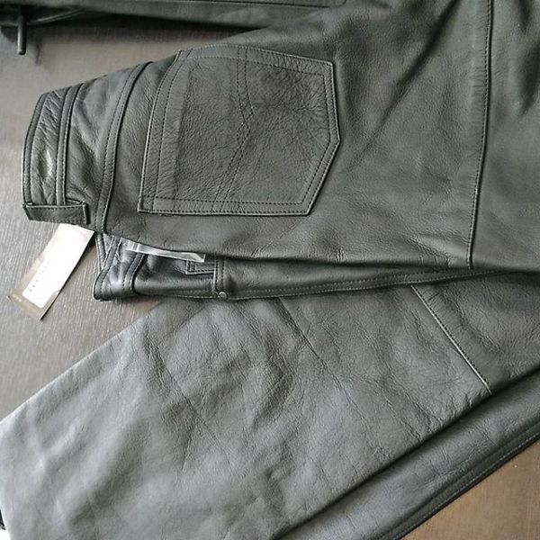 DAVIDA Leather Riding PANTS 15230 ( Size 30 )