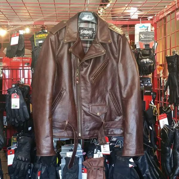 ||||||||SCHOTT Leather Perfecto Star JACKET 17884 ( Size MED )