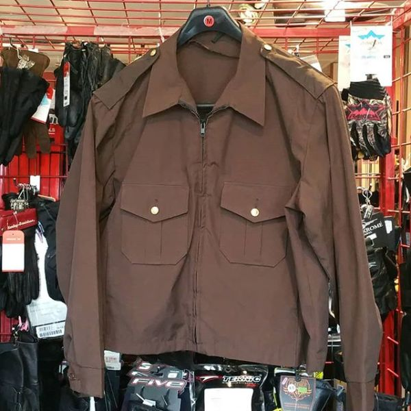 UNBRANDED Textile Police SHIRT 17974 ( Size 50 )