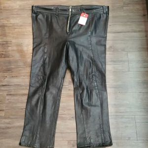 LEATHER WERX Leather Dress PANTS 18175 ( Size 44 )