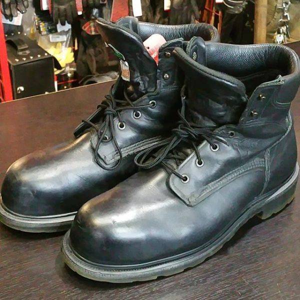 RED WING Leather Work Boot 3507 BOOTS 19285
