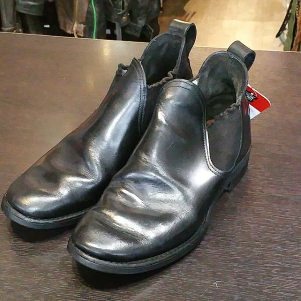 DAYTON Leather Romeos BOOTS 19619