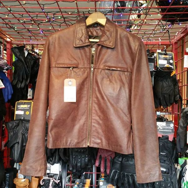 Danier Leather Jacket JACKET 22008 ( Size 36 )