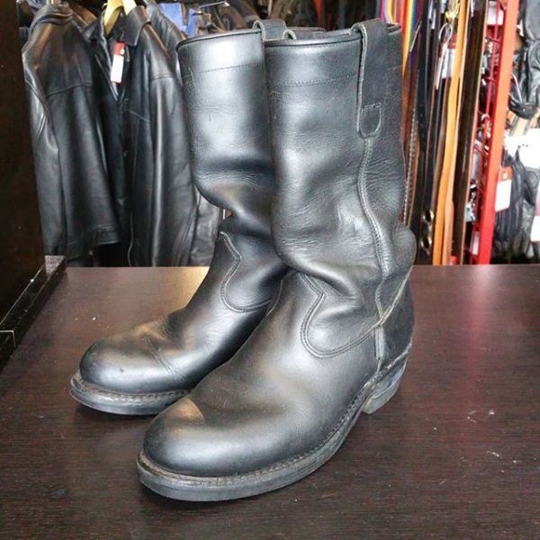 Dayton Leather Riders BOOTS 22029