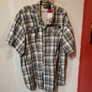 HARLEY DAVIDSON Textile Short Sleeve SHIRT 22606 ( Size 4XL m 60 )