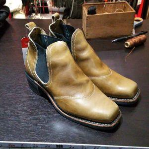 DAYTON Leather Aurora BOOTS 22610