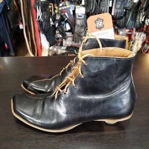 CYDWOQ Leather Bootlet BOOTS 22910