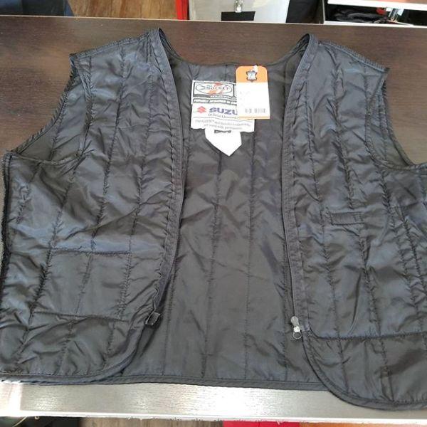 JOE ROCKET Textile Vest Liner ACCESSORY 23082 ( Size Sm )