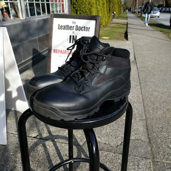 5.11 Leather A.T.A.C. low BOOTS 23213