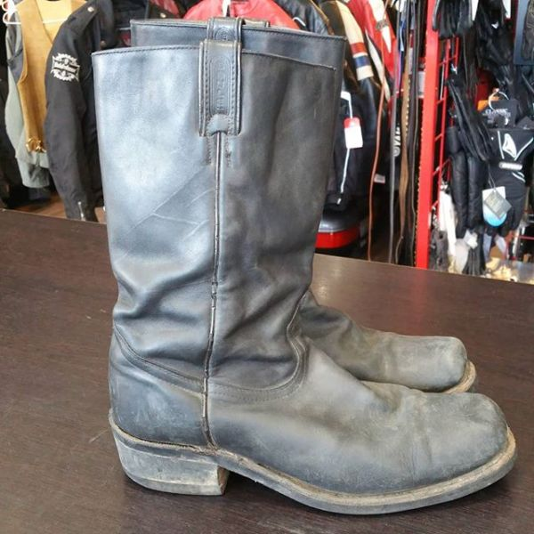 BOULET Leather Western BOOTS 23322