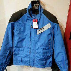 "AEROSTICH Textile ROADCRAFTER JACKET 23586 ( Size: LRG m 47"" )"