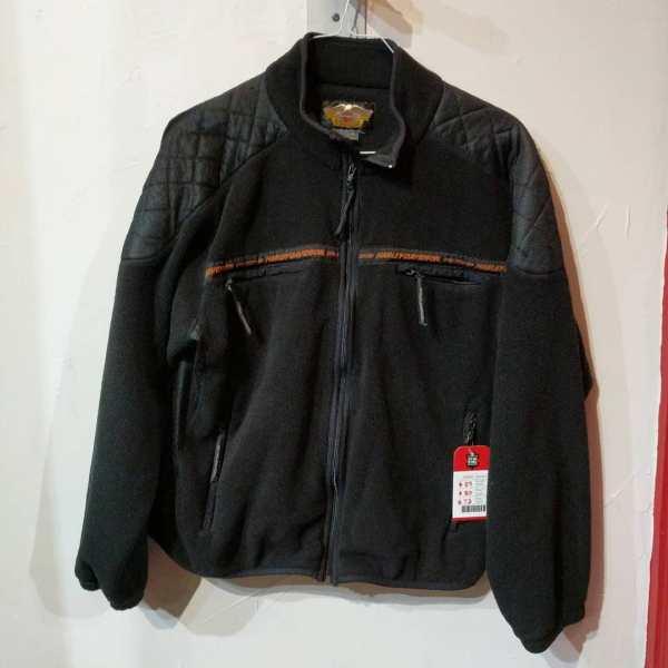 "HARLEY DAVIDSON Textile Fleecy JACKET | 23669 ( Size: XL m 50"" )"