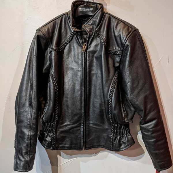 UNIK Leather Riding JACKET | 23737 | Size: LRG w 42