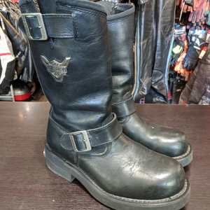 HARLEY DAVIDSON Leather Engineer BOOTS | 23746 | Size: 40