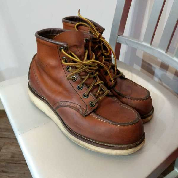 RED WING Leather Parade BOOTS | 23961