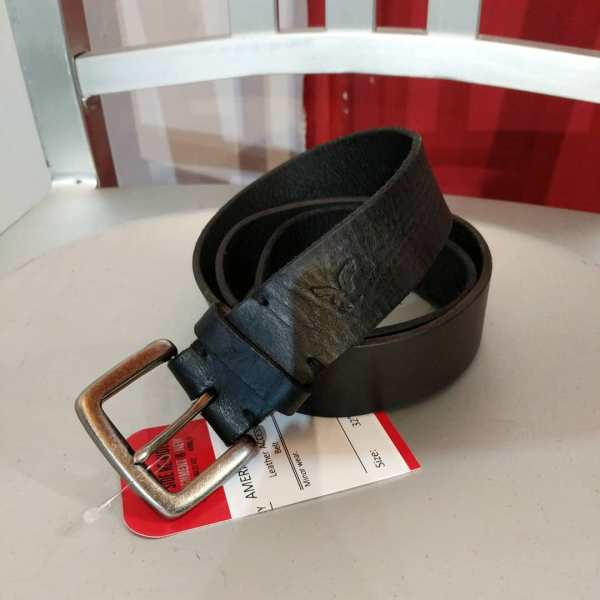 AMERICAN EAGLE Leather Belt ACCESSORY | 24010