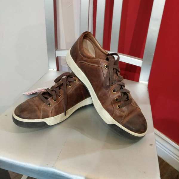 J&M 1850 Leather Sneaker SHOES   24045