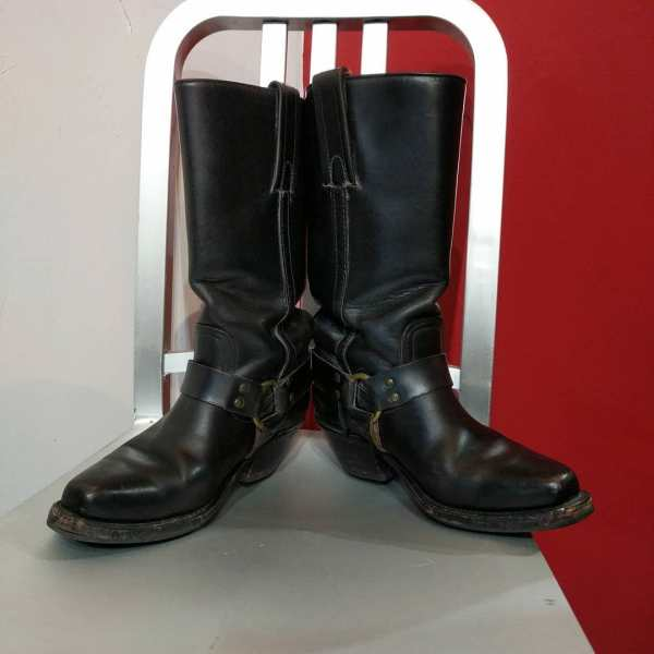 FRYE Leather Harness+ BOOTS | 24068