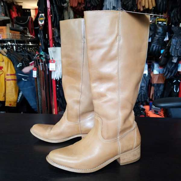 UNBRANDED Leather Equestrian BOOTS | 24424