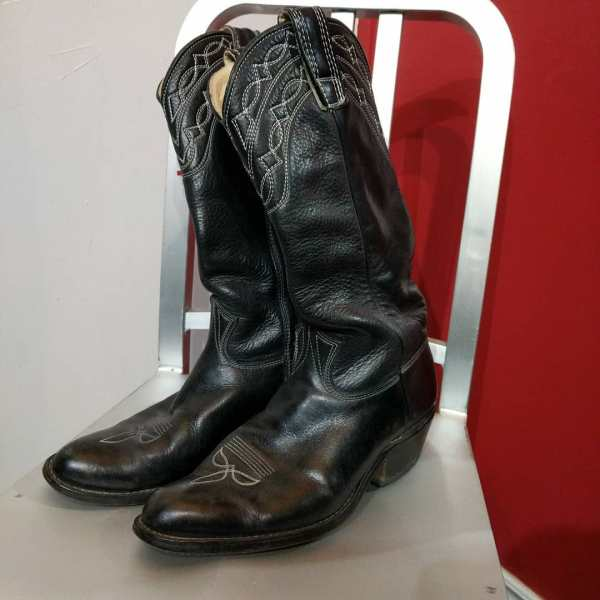 Unbranded Leather Western BOOTS | 24575