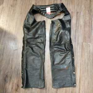 THE ORIGINAL LEATHER FACTORY Leather Classic CHAPS | 24585