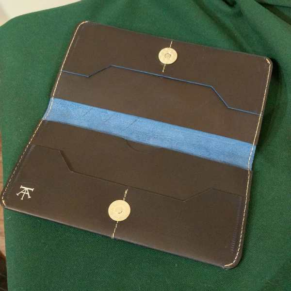 THREADS of APOLLO Leather WALLET ACCESSORY   24605