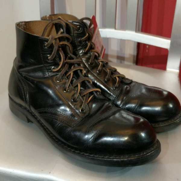 Miltary Leather Parade BOOTS | 24669