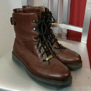 BOULEVARD Leather Casual BOOTS | 24676