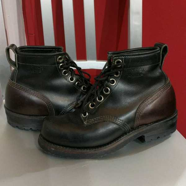 DAYTON Leather TOUGHIE BOOTS | 24703