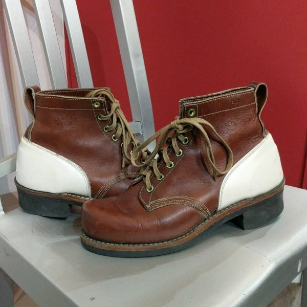 DAYTON Leather Driver BOOTS | 24716