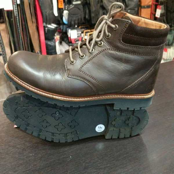 MASTRO Leather Service boot BOOTS | 24720