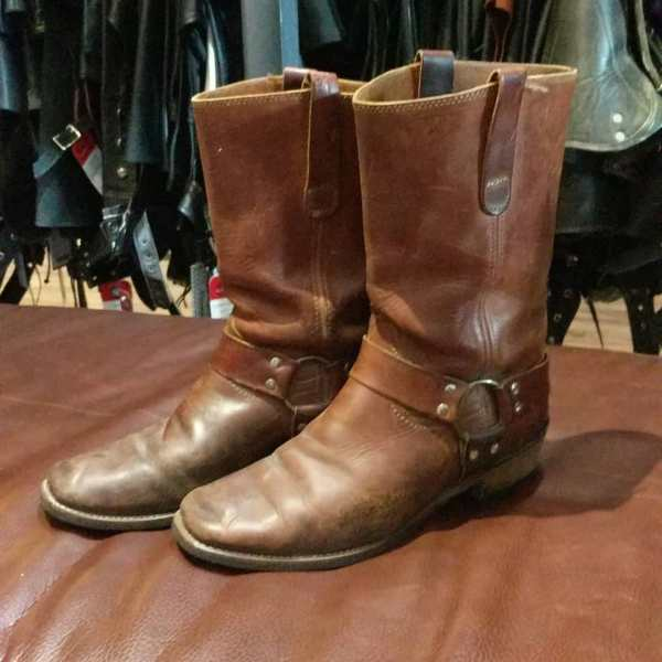 Unbranded Leather Harness BOOTS | 24760